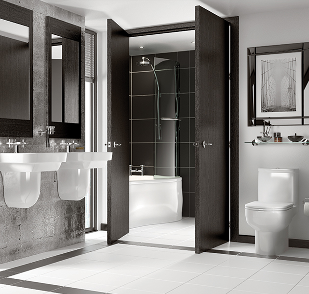 phoenix suite - Bathroom Design Uk