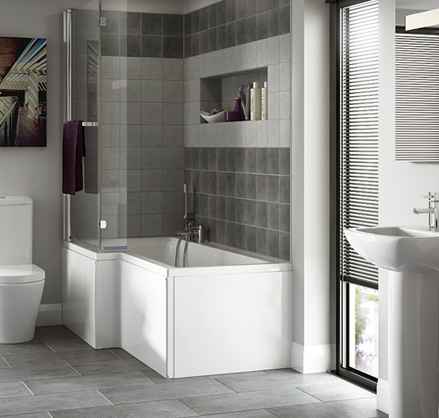 priverno suite - Small Bathroom Design Ideas Uk